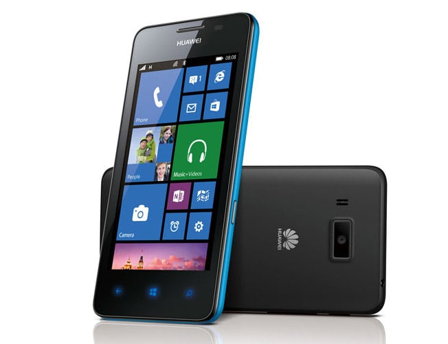 Huawei Ascend W2 Windows Phone 8 smartphone officially announced, India launch imminent